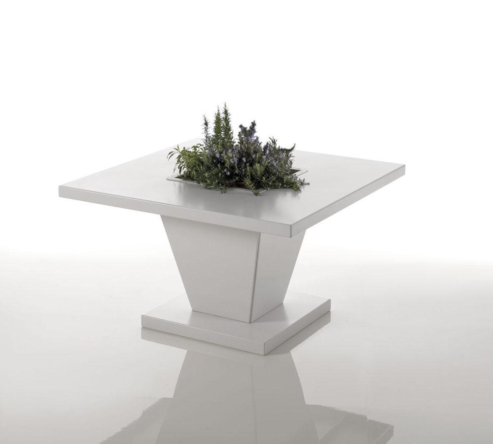 Eneo Square aluminum Table