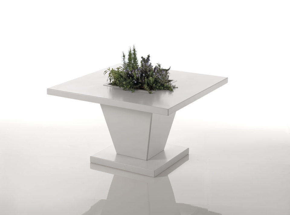 Eneo Square aluminum Table