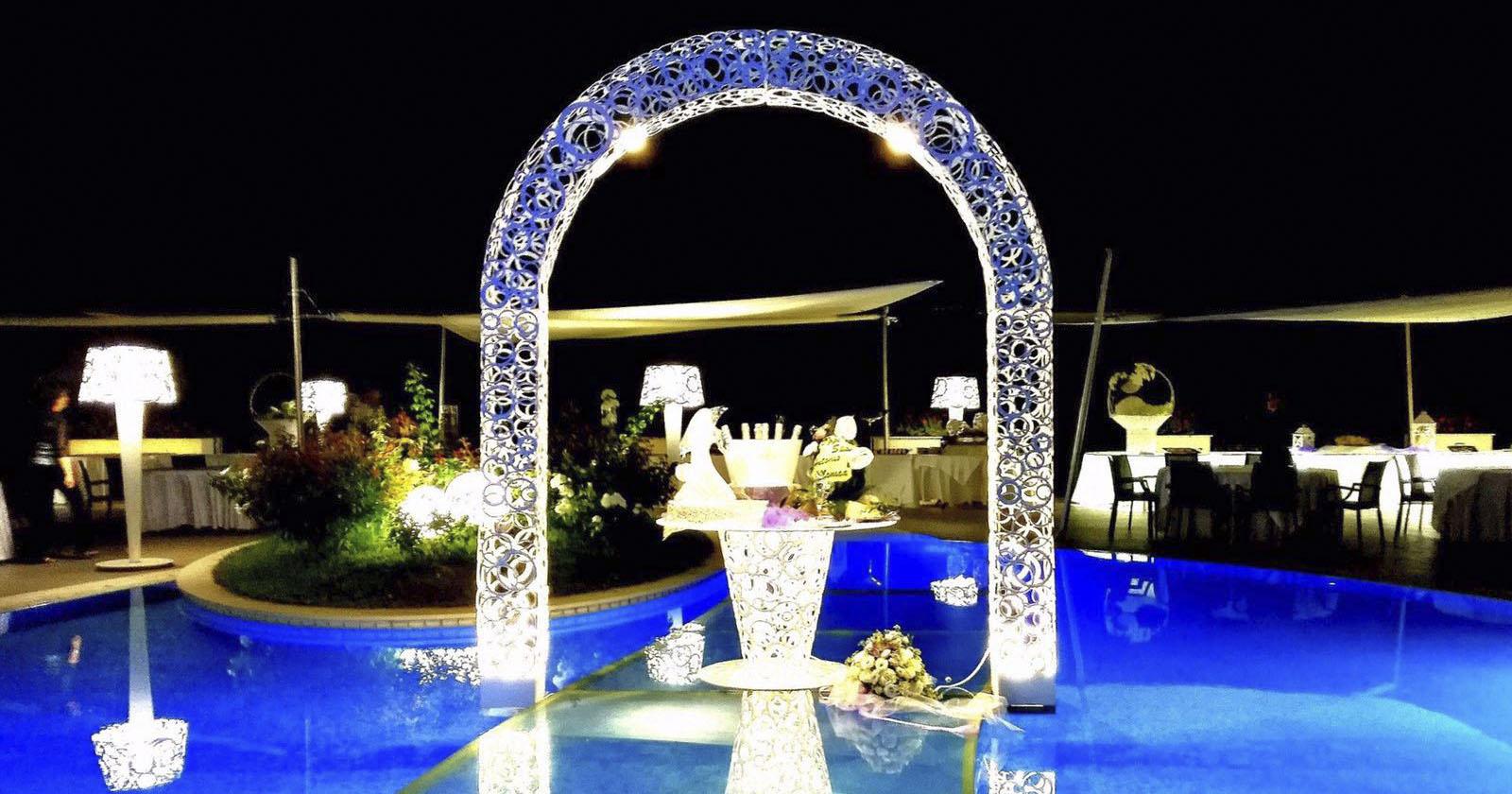 Bysteel Arco Wedding