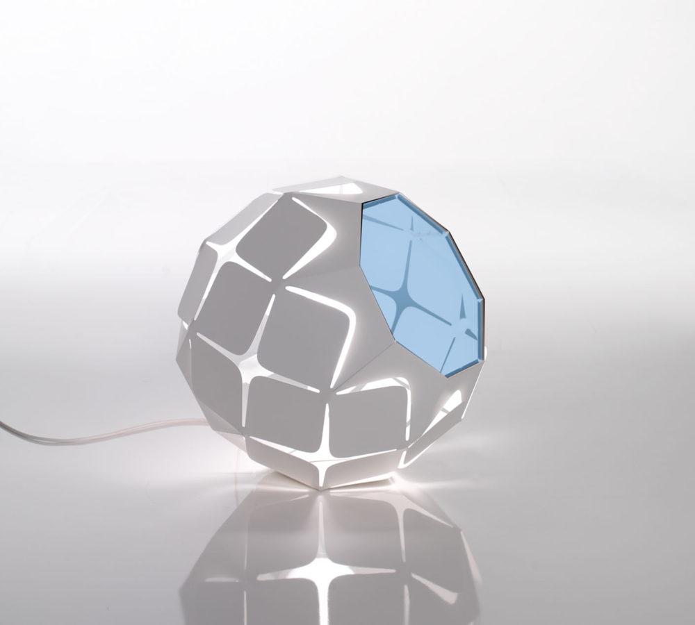 Clover Lampada da terra, tavolo e sospensione