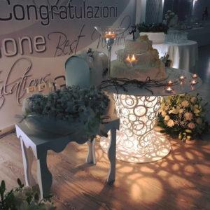 Fra tavolo wedding
