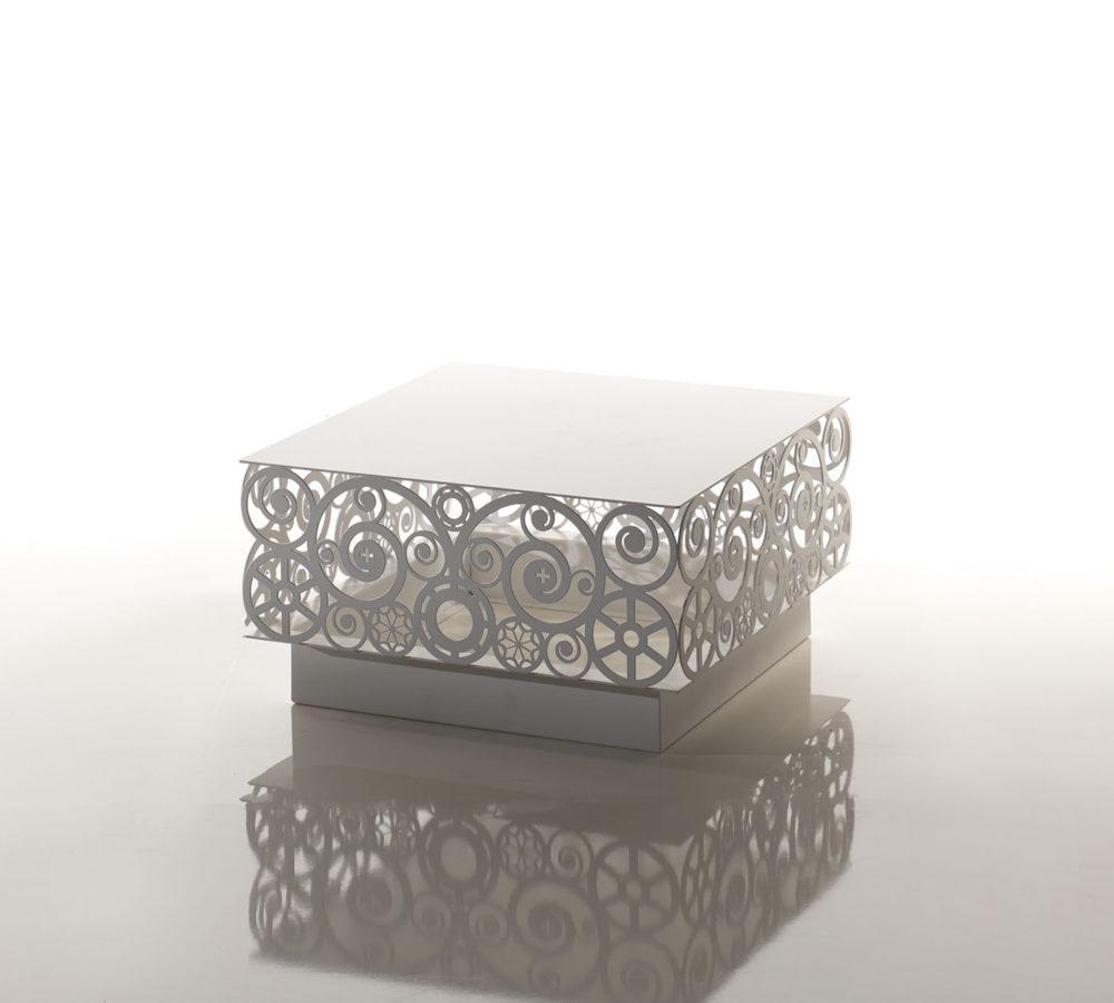 Lace tavolino