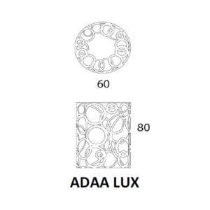 Adaa Lux lanterna grande