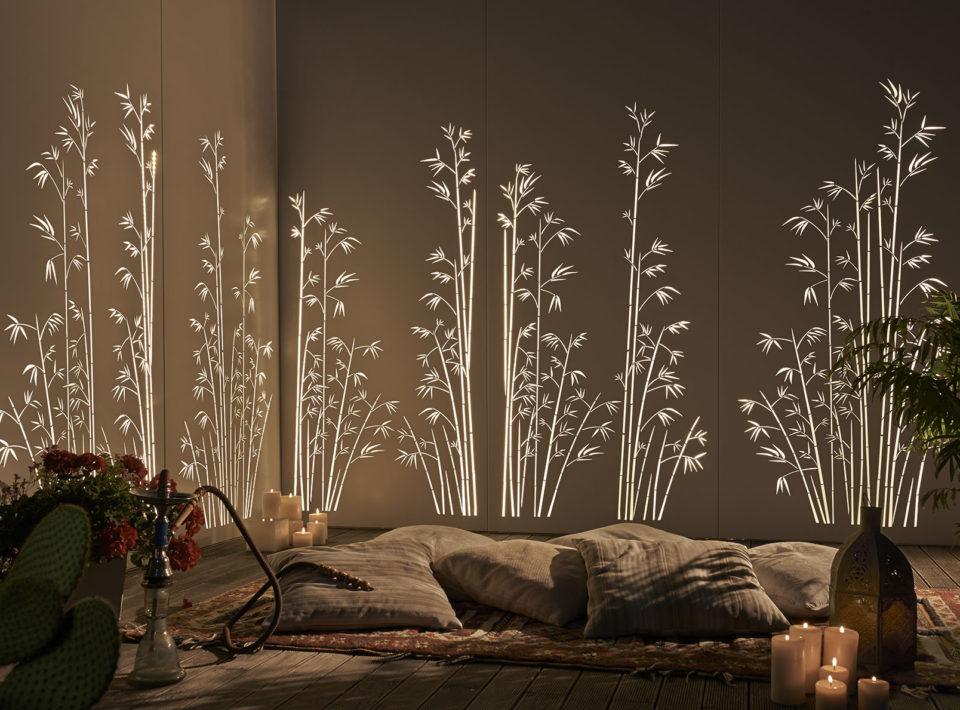 Bambù pannello